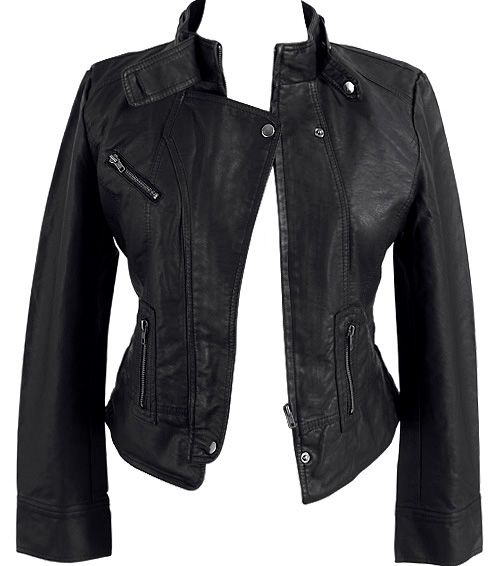 Black Jacket Womens | Gommap Blog