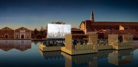 Venice Biennale 2012: Archipelago Cinema / Ole Scheeren
