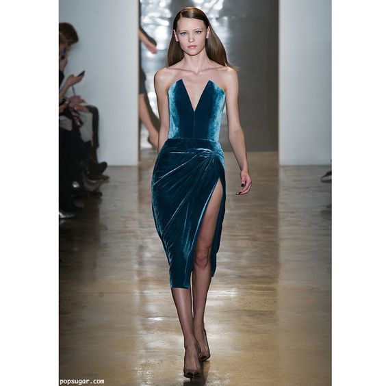 One of our fave AW14 trends is the superslit! Simple and sexy, anyone can pull this off!!