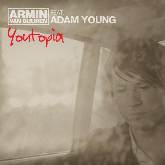 Armin van Buuren featuring Adam Young — Youtopia (studio acapella)