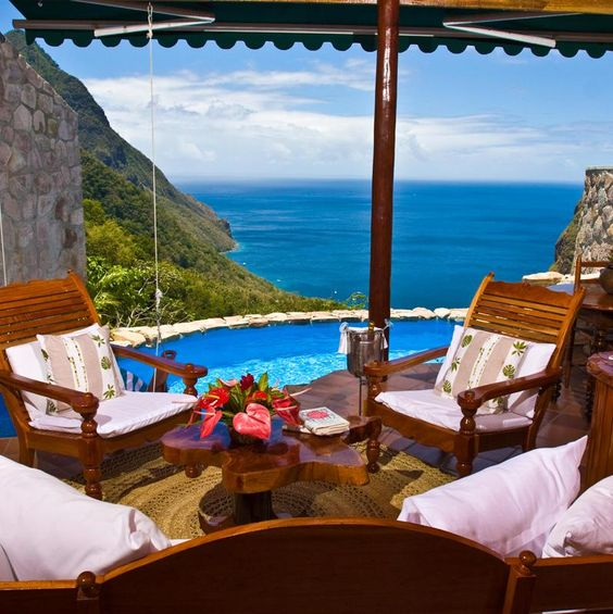 Sexy honeymoon resort with a private plunge pool - St. Lucia