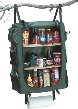 Cabela's: Creek Company Hanging Camp Cupboard: