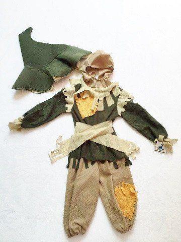 Scarecrow Costume Size 2T
