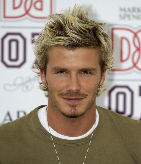 Admirable Old Hairstyles Hairstyles And David Beckham On Pinterest Short Hairstyles Gunalazisus