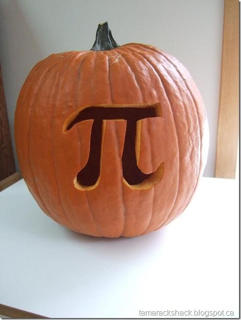 The only Pumpkin Pi/pie I approve of. :P: