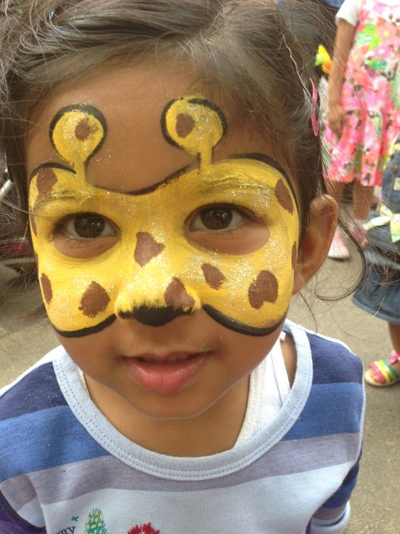 the gallery for gt easy animal face painting ideas for kids
