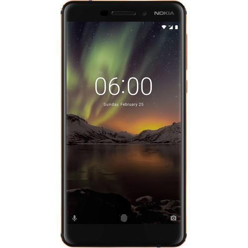 32gb Nokia 6 1 Gsm Unlocked Android One Dual Sim Smartphone 2018 Model 269 Free Shipping Nokia 6