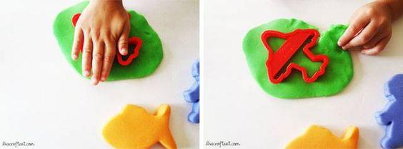 homemade playdough recipe for kids