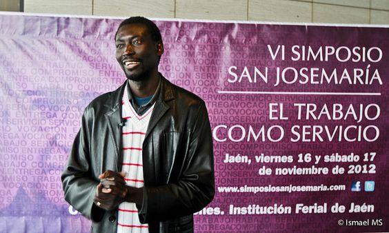 Galería fotográfica del VI Simposio Internacional de San Josemaría (Jaén)