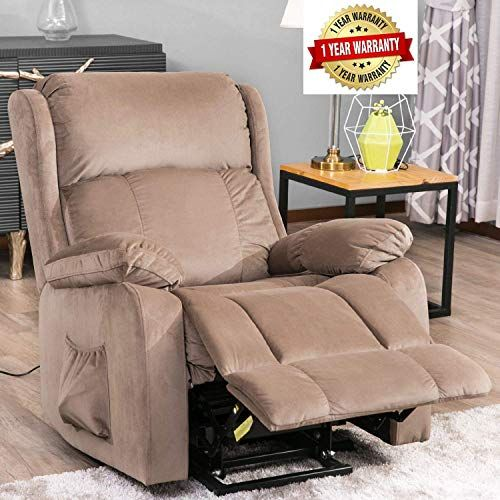 New Power Lift Chair Elderly Reclining Chair Sofa Electric Recliner Chairs Remote Control Soft Fabric Lounge Online Chicprettygoods In 2020 Living Room Recliner Recliner Recliner Chair