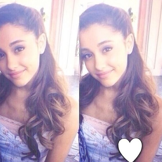 Ariana Grande! She made a pinterest! @Ariana Bourke Grande Thanks for the follow! It means so much to me that you followed me! I watch Sam and Cat with my sister :) You have an amazing voice and sense of style. You are down to Earth and kind to everyone. Thank you Ari! Yours Truly ;) Kassidy