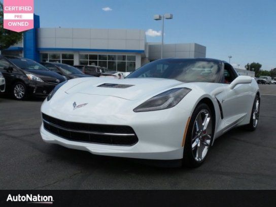 Coupe 2015 Chevrolet Corvette Stingray Coupe With 2 Door In Valencia Ca 91355 Chevrolet Corvette Stingray Corvette Stingray Corvette