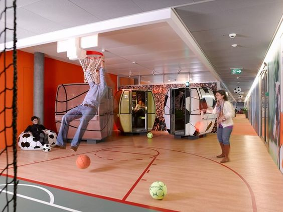 this is how they relax in the google office of zurich find more offices at atmosphere google office