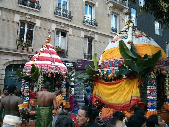 Fête de Ganesh - août 2014