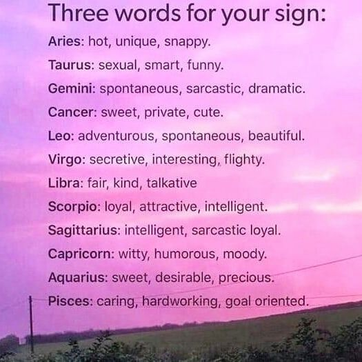 Zodiac Compatibilty On Instagram Comment Your Zodiac Sign Share It On Your Story Tag 3 Friends Zodiac Signs Leo Zodiac Signs Gemini Zodiac Signs Scorpio