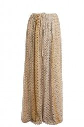Lurex Lace Skirt by MISSONI. Available in-store and on Boutique1.com