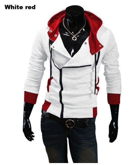 Assassin Creed Cosplay Hoodie