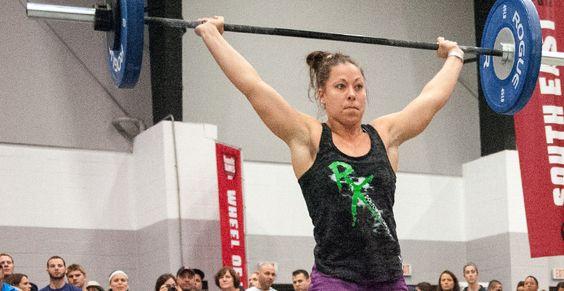 Reignited: Emily Bridgers | CrossFit Games