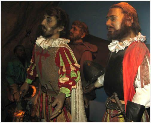 Visita al Museo Histórico de Cera