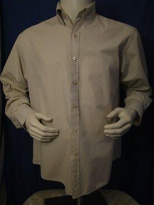 ROAR-Shirt-Mens-XL-Casual-Dress-Shirt-Extra-Large-EUR-42-Poplin-Douce