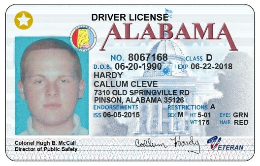 Pin On Driver S License