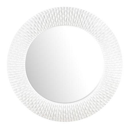 Howard Elliott Bergman Wall Mirror $204.95 How luxurious would this mirror be in the bathroom?