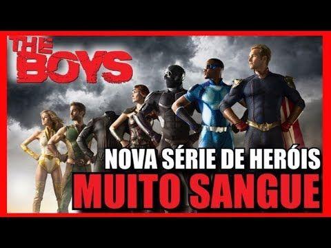 The Boys Netflix Dublado E Legendado Assistir 2 Temporada Serie