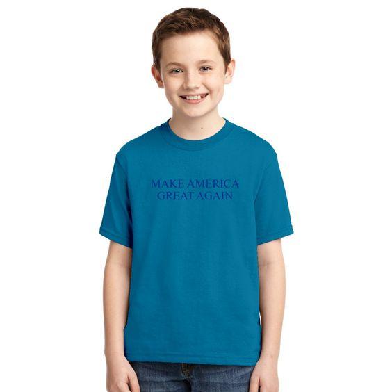 Make America Great Again Youth T-shirt