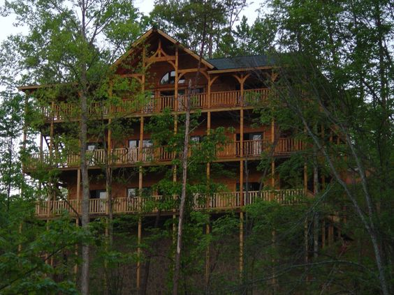 Pigeon Forge Cabin   Mount LeConte Mansion   9 Bedroom. Pigeon Forge Cabin   Mount LeConte Mansion   9 Bedroom     Next