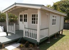 Cabin Life - Affordable Housing Gallery - Portable Cabins 2014