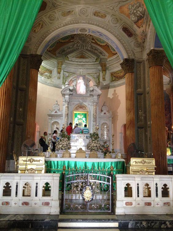 basilica de la Virgen de la chinita Marcaibo - Venezuela