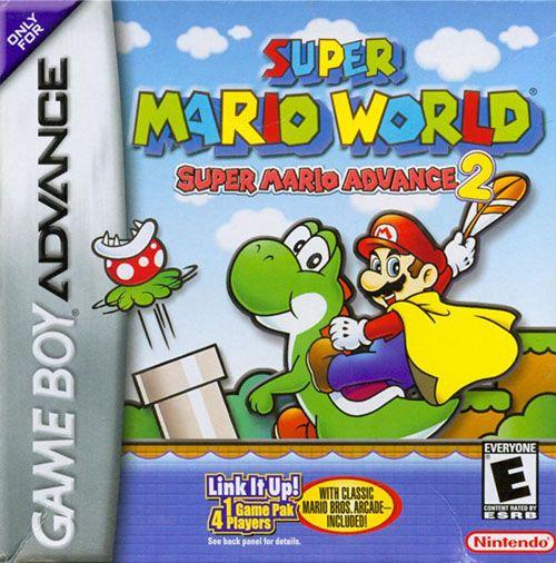 Play Super Mario World Super Mario Advance 2 Online Free Gba
