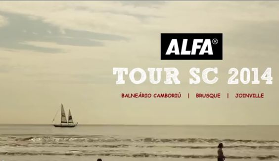 Alfa Tour SC 2014. - Clube do skate