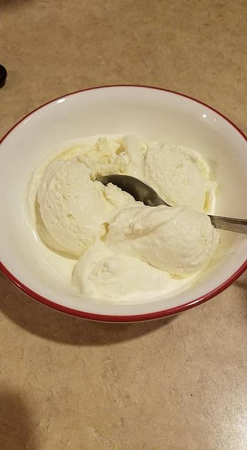 Keto Friendly Vanilla Coconut Milk Ice Cream