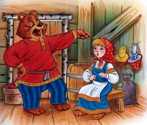 Masha I Medved Russkaya Narodnaya Skazka Chitat Onlajn In 2021 Zelda Characters Fictional Characters Character