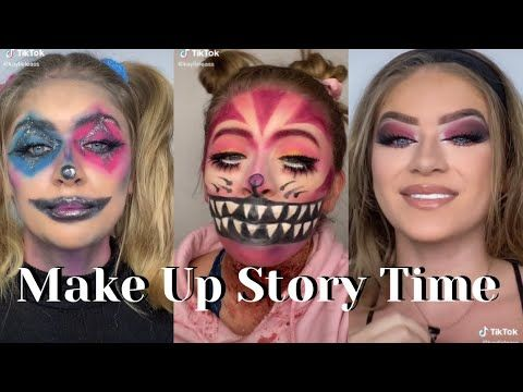 Completed Make Up Story Time Youtube Story Time Make Up Cutie Patootie