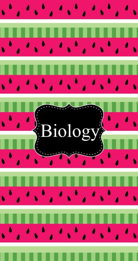 003 Biology binder cover Binder Covers Pinterest Binder