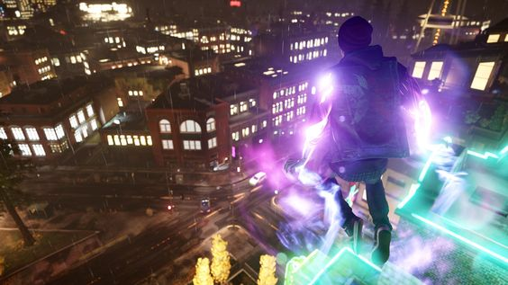 Infamous Second Son / PlayStation 4  #InfamousSecondSon #Infamous  #games #fantasy #ScienceFiction #DelsinRowe #SuckerPunchProductions #SuckerPunch  #Sony #PlayStation4 #PS4Pro