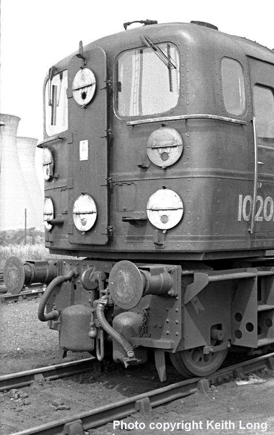 David Heys steam diesel photo collection - 14 - PIONEER MAIN LINE DIESELS