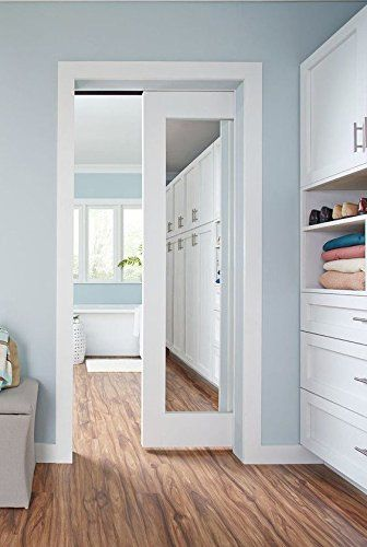 Coburn Easyslide Pocket Door Kit, single door, 1026mm x 2040mm, 100 kg: Amazon.co.uk: DIY & Tools