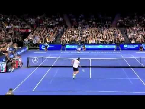 Heads Up! Roddick, the new McIntyre that can't win.