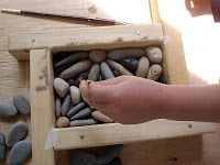 Ward's Island Community Pebble Mosaic Project: How to make a Pebble Mosaic