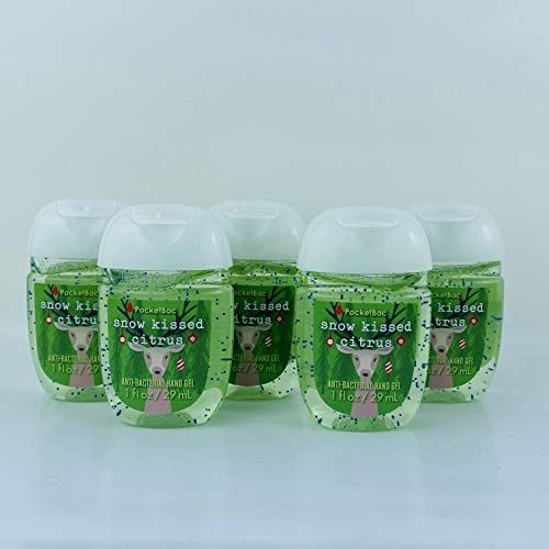 Jmk Set Of Six Travel Size Hand Sanitizer By Jmk 3 99 This Six