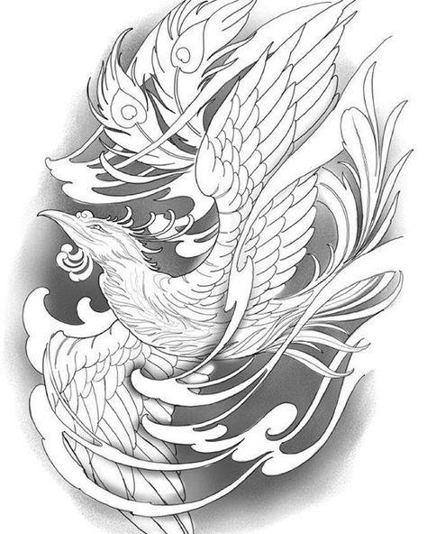 Phoenix Today Phoenix Tattoo Tattoo Designs Japanese Tattoo Art