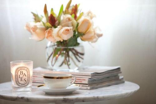 Fresh Coffee and Fresh Magazines