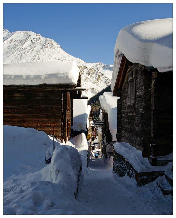 Saas Fee , Swiss