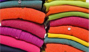 Como cuidar das roupas de inverno