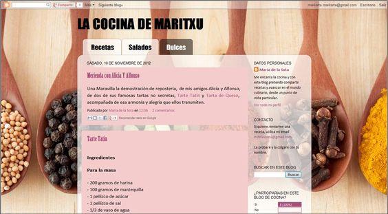 Blog La Cocina de Maritxu