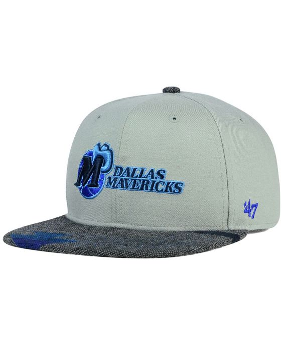 '47 Brand Dallas Mavericks Anteater Snapback Cap