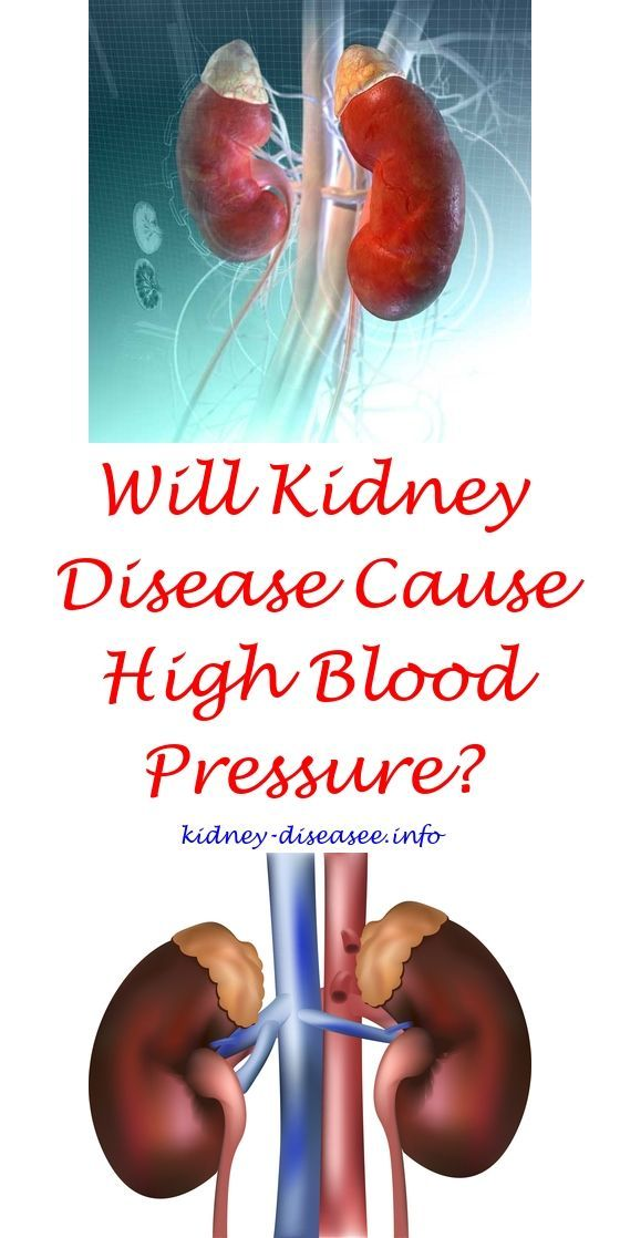 Kidney Infection Blood Pressure